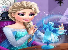 لعبة ملكة الثلج فروزن