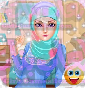 Photo of لعبة تلبيس الحجاب من العاب تلبيس بنات