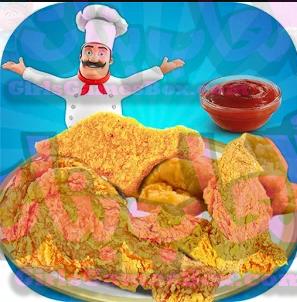 Photo of لعبة طبخ اجنحة الدجاج  من العاب طبخ