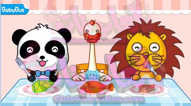 لعبة مطبخ الباندا العاب طبخ متميزة