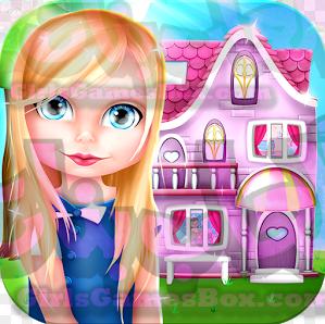 لعبة تصميم منزل
