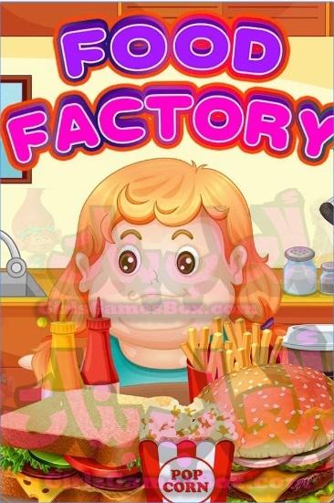 لعبة قصة مطعم مصنع للاغذية العاب طبخ