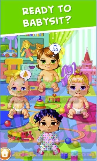 لعبة داري لرعاية العاب بنات ستايل