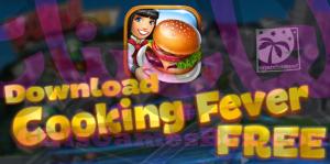 لعبة Cooking Fever