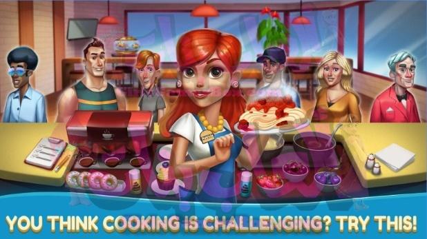 لعبة العاب الطبخ كافيه مطعم طاه العاب طبخ