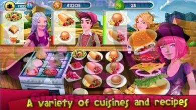 Photo of تحميل ألعاب الطبخ مطعم الشيف: حمى برجر الإنقاذ مجانا علي جميع أجهزة الكمبيوتر والاندرويد