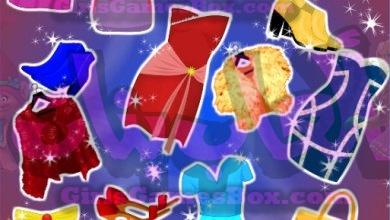 لعبة الأميرة ماكياج السنة الجديدة العاب ماكياج
