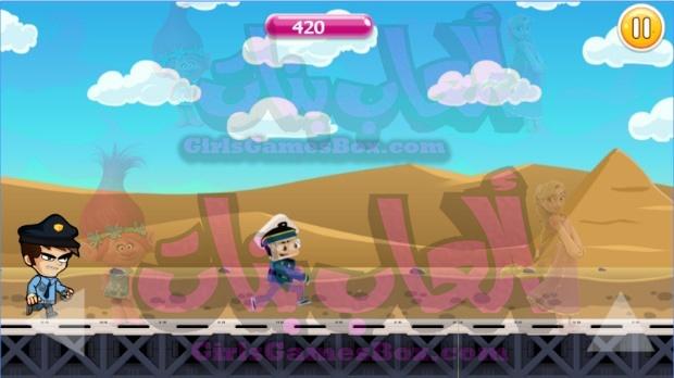 لعبة القبطان عزوز ومغامراتو العاب بنات ستايل