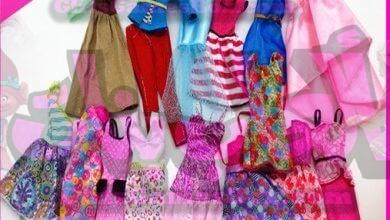 Photo of لعبة دمية الملابس