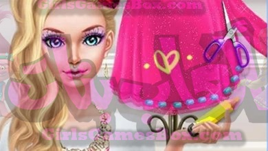 Photo of لعبة أزياء دمية: التسوق يوم سبا