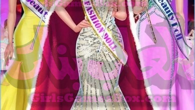 Photo of لعبة أزياء دمية – ملكة جمال