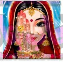 لعبة Indian Bride Fashion Wedding