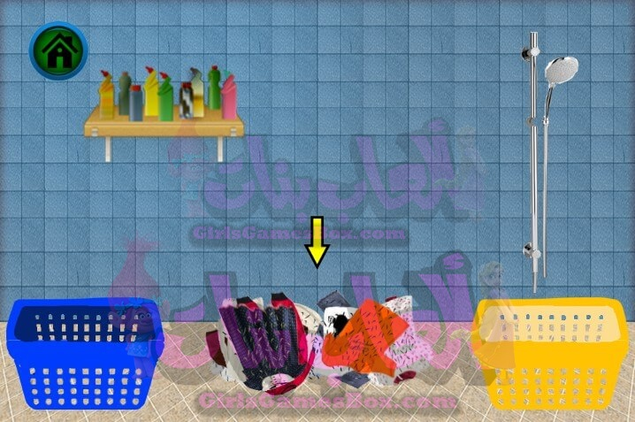 تحميل لعبة غسيل ملابس الاطفال