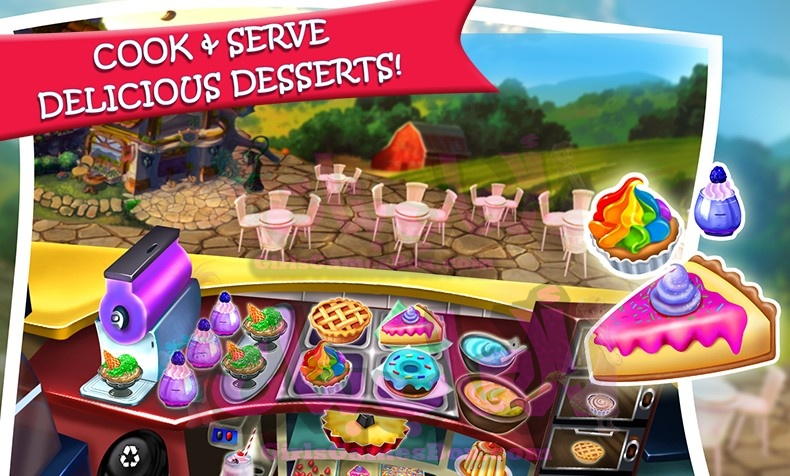 تحميل لعبة مجنون المطبخ اكلات بحرية