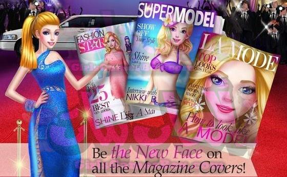 تحميل لعبة supermodel magazine