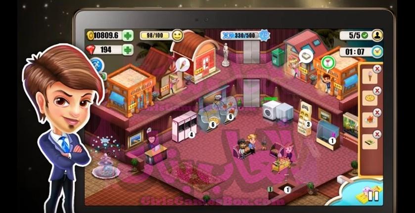 تحميل لعبة Resort Tycoon