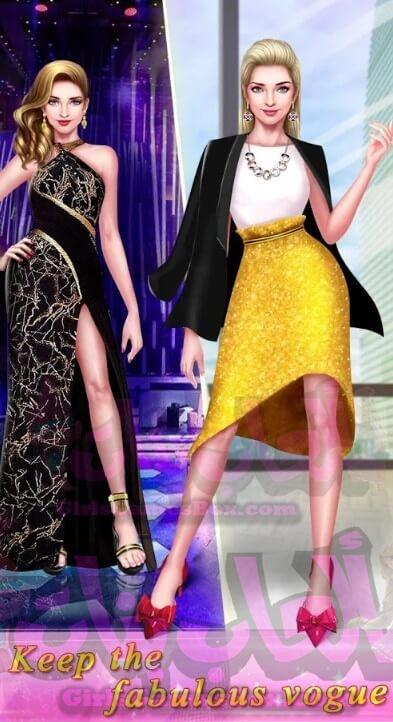 تحميل لعبة Fashion Cover Girl