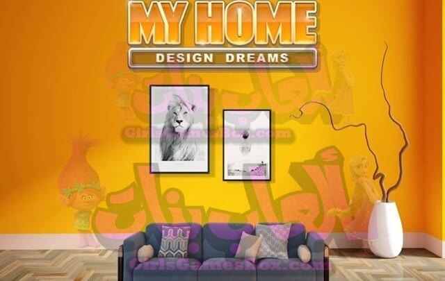 تحميل لعبة My Home - Design Dreams