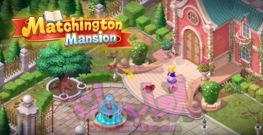 تحميل لعبة قصر ماتشينجتون