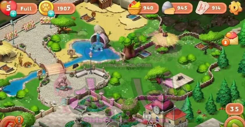 تحميل لعبة Family Zoo
